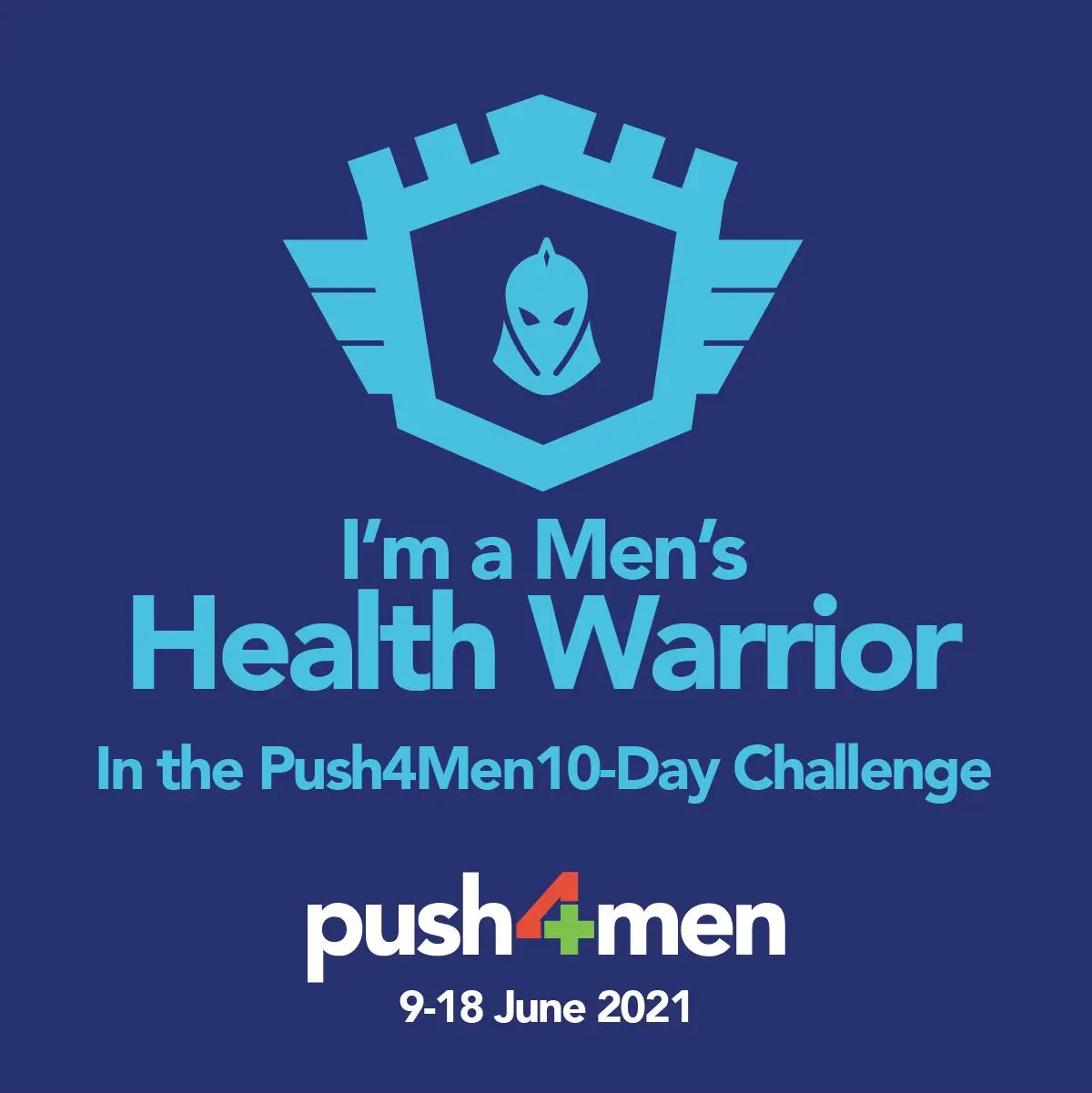 Social Tile - Men's Health Warrior