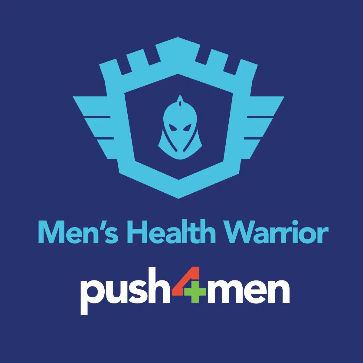 Social Profile Pic - Men's Health Warrior